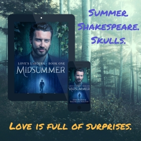 Summer Love. Shakespeare. Skulls.